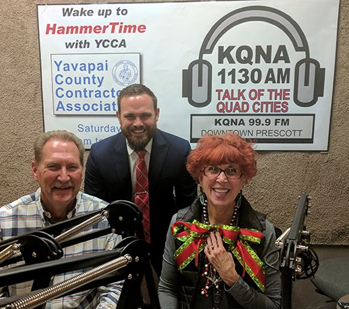 Yavapai County Contractors Association - Hammer Time