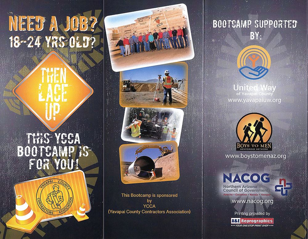 Yavapai County Contractors Association - YCCA Job Readiness